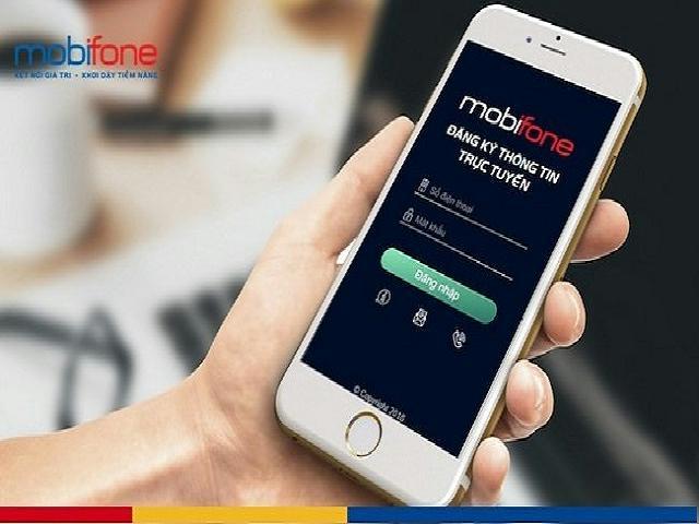 Cách cập nhật đăng ký thông tin sim Mobifone chính chủ Online