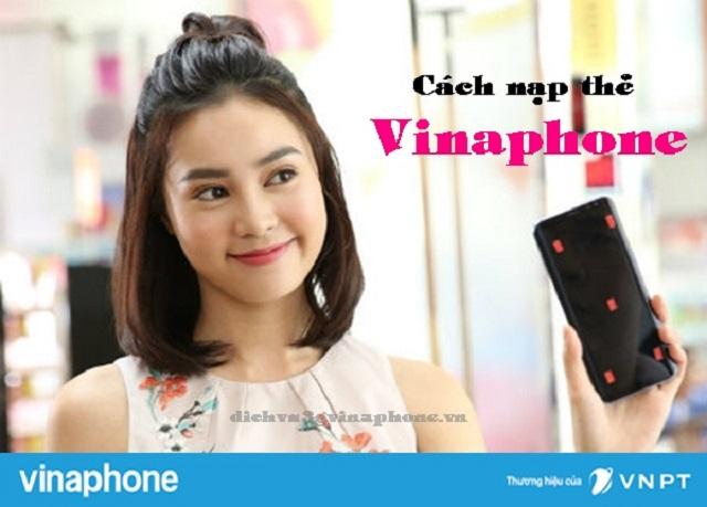 nạp tiền điện thoại VinaPhone