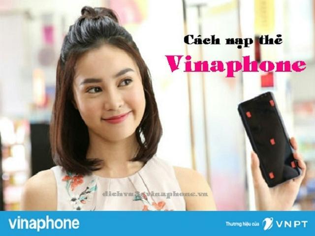 3 Cách nạp tiền điện thoại VinaPhone Online đơn giản nhất