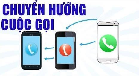 Chuyển cuộc gọi mang nhiều lợi ích cho người dùng