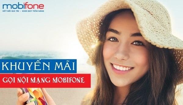 Gọi nội mạng với thuê bao Mobifone