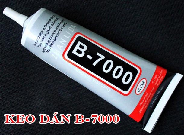 keo dán B-7000
