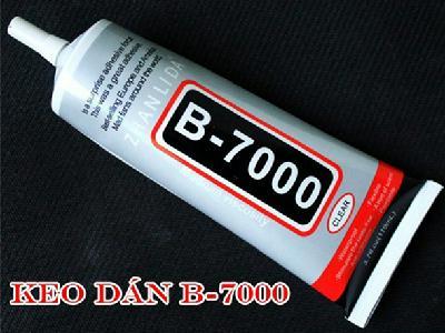 Keo Dán B-7000 - Keo B7000 dán viền, dán ron iPhone, iPad