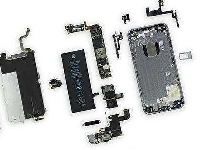 Linh kiện iphone 6 gồm những gì ?