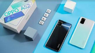 OPPO A52 Review chi tiết - Thiết kế máy theo trend hot 2020