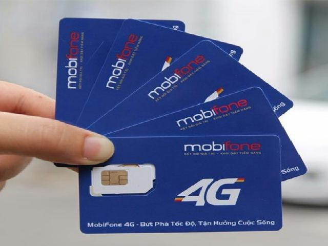 Mua Sim 4G Mobifone Không Giới Hạn, 1 Năm, 1 Ngày Giá Rẻ