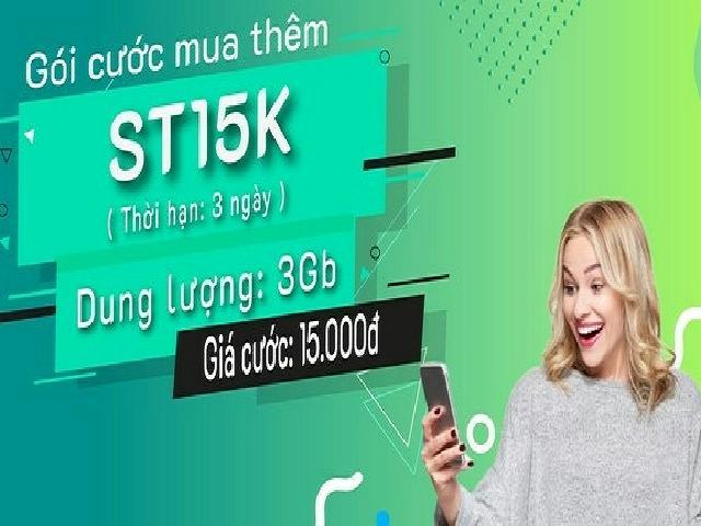 Thông Tin Chi Tiết Gói ST15K Viettel - Nhận Ưu Đãi Khủng
